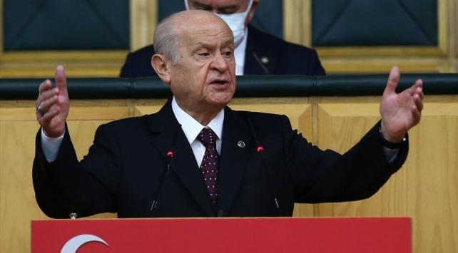 Bahçeliden gizli anayasa iddialarına tepki: İhanet metnini kimler müzakere etti?