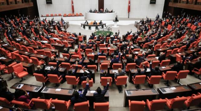 Azerbaycan tezkeresi Meclisten geçti