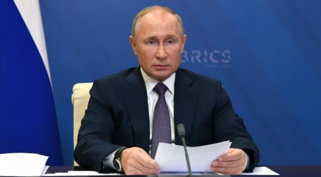 Putin: Türkiye hukuku hiçbir zaman ihlal etmedi