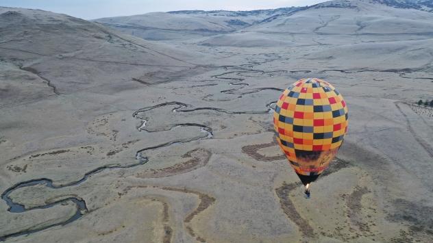 Menderesleriyle ünlü Perşembe Yaylasının cazibesi balon turizmiyle artırılacak