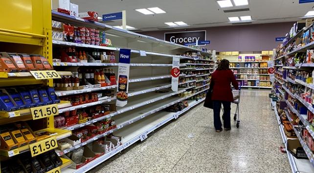 İngilterede enflasyon ekimde 0,7 arttı