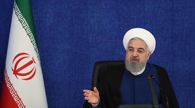 Ruhani: Biden döneminde ABD ile fırsat ortamına hareket edeceğiz