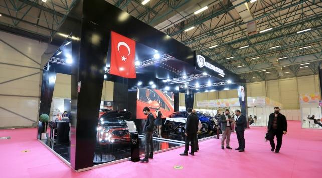 KKTCnin yerli otomobili Günsel MÜSİAD EXPOda görücüye çıktı