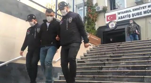 Daha önce 50 kez gözaltına alınan hırsız 51. kez yakalandı