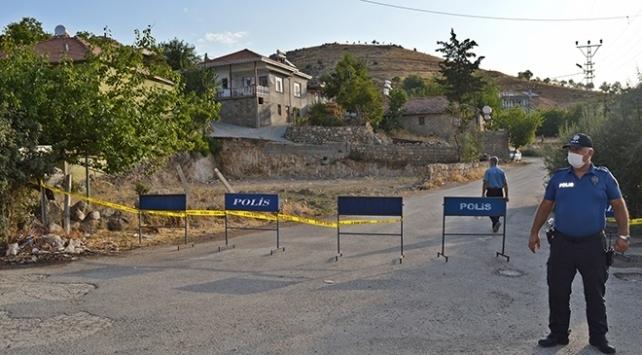 Adıyamanda 109 ev karantinaya alındı