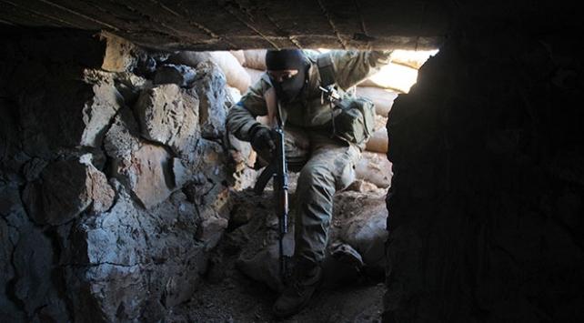 Tünel kazarken İHAlar tespit etti: 8 terörist etkisiz hale getirildi