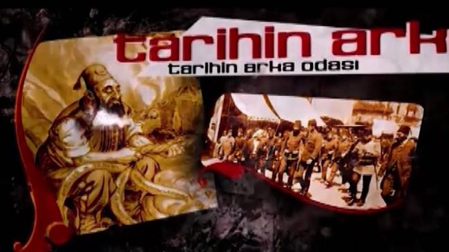 """""""Tarihin Arka Odası"""" 21 Kasım'da özel yayınla TRT 1 ekranlarında"""