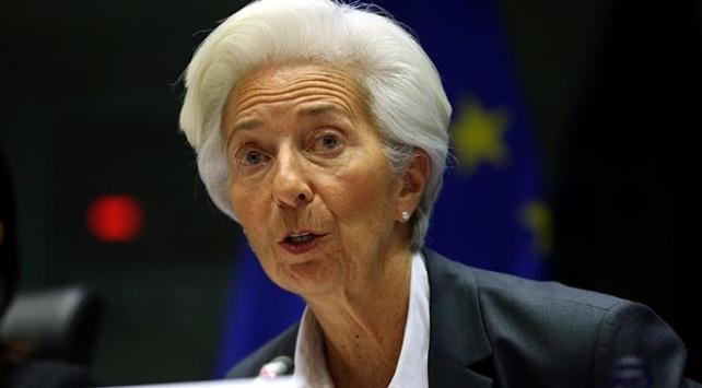 ECB Başkanı Lagarde: Koronavirüs yardımını hemen uygulayın