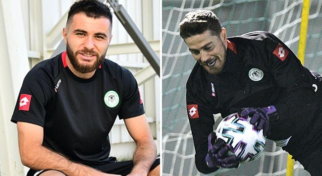Konyasporda 2 oyuncu daha koronavirüse yakalandı