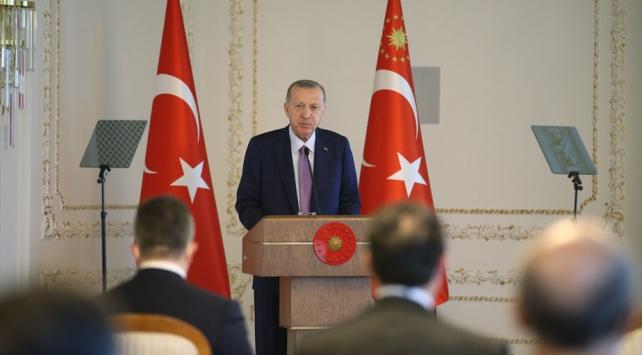 Cumhurbaşkanı Erdoğan: Türkiyeyi yeni bir yükseliş trendine sokacağız