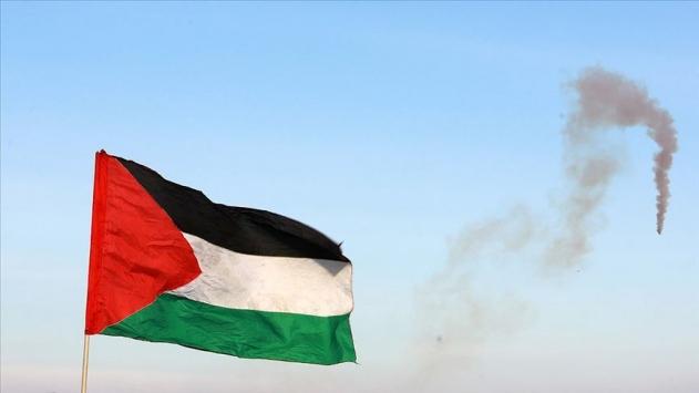 """Hamastan ABDnin yasa dışı yerleşimlerden ithal edilen ürünleri """"İsrail malı"""" saymasına tepki"""