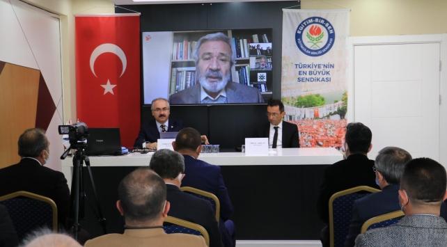 Mehmet Akif Ersoyun Nasrullah vaazı 100. yılında anıldı