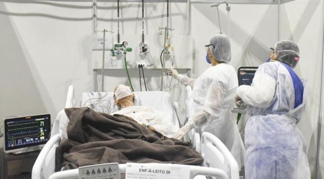 Meksikada Covid-19 kaynaklı ölümler 100 bini aştı