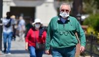 Oksijeni düşürmüyor: Yaşa bakmadan maske takılmalı