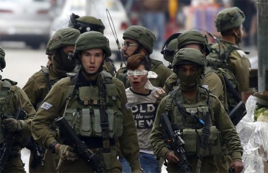 İsrail güçleri Filistinli çocukların haklarını her gün çiğniyor