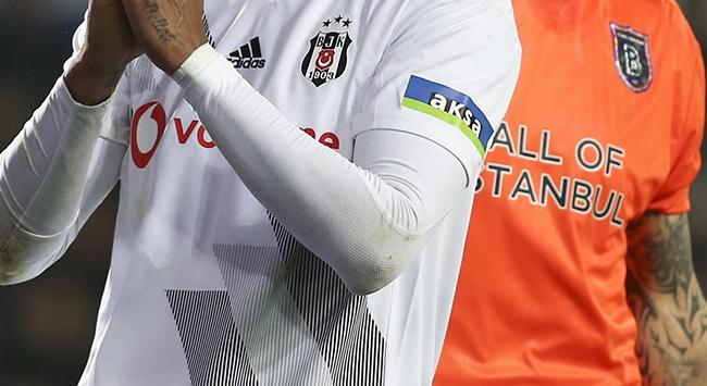 Beşiktaş Başakşehir karşısında kazanamıyor