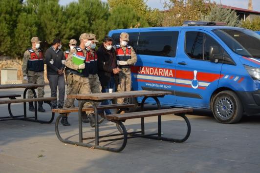 Gaziantepte bir kişiyi gasbeden 4 zanlı tutuklandı