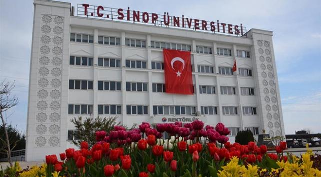 Sinop Üniversitesinde yüz yüze eğitime ara verildi
