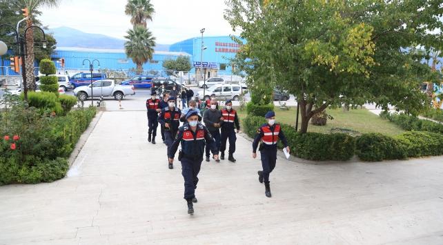 Muğlada tarihi eser kaçakçılığı operasyonu: 4 gözaltı