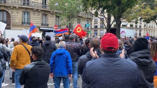 Azerbaycandan Ermenistana savaşmaya giden Fransızlar için suç duyurusu