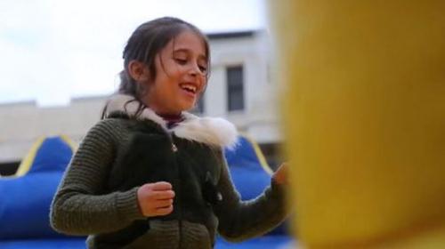 Suriyeli Fatma savaş günlerinde yaşadıklarını unutamıyor