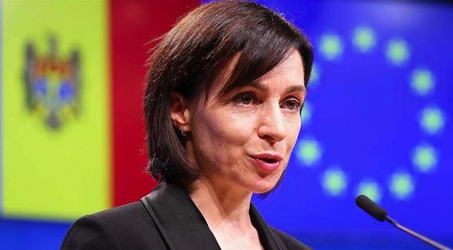Maia Sandu Moldovanın yeni Cumhurbaşkanı