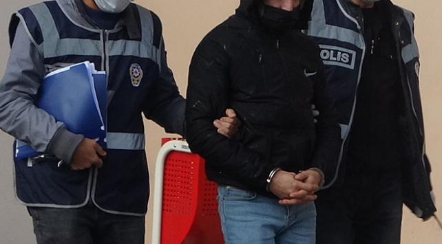 Mersinde uyuşturucu operasyonunda 1 şüpheli tutuklandı