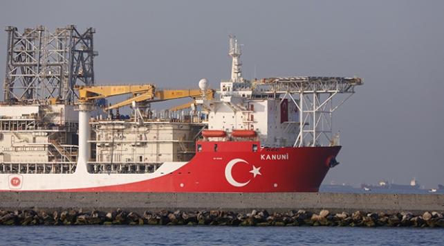 Kanuni, 2021in ilk aylarında Karadenizde faaliyete başlayacak