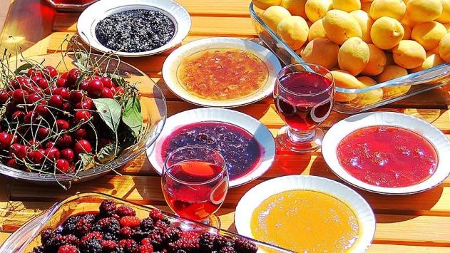 Türk reçelleri 135 ülkede ağızları tatlandırdı