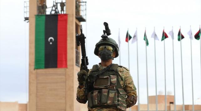 TSKnın eğittiği Libyalı askerler mezun oldu