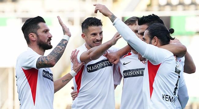 Gaziantep FK Denizlide kazandı
