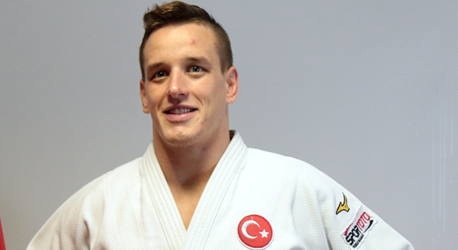 Avrupa Judo Şampiyonasında Mikail Özerler 5. oldu