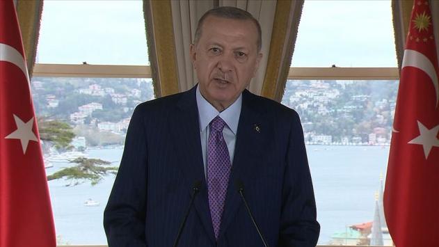 Erdoğan: Avrupa ile ilişkilerimizi geliştirirken Asyayı, Afrikayı ihmal etmiyoruz