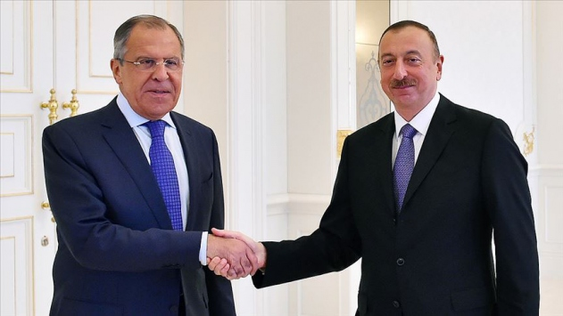 Rus heyeti, Azerbaycanda Dağlık Karabağı görüştü