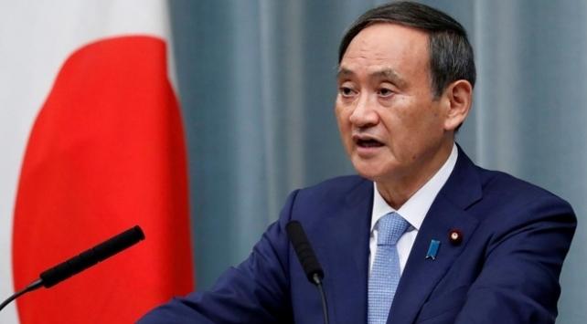 Japonya Başbakanı Suga: COVID-19 aşısına tüm ülkelerin adil seviyede ulaşımının sağlanması gerekiyor