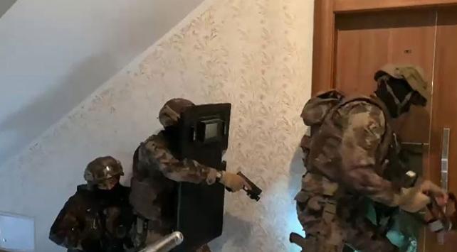 Ankarada DEAŞ operasyonu: 4 gözaltı