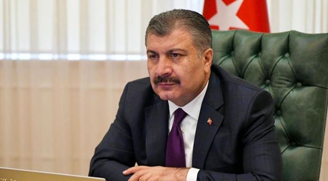 Sağlık Bakanı Koca: En iyi tedbir evimizdir