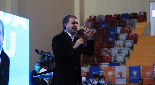 AK Parti Sözcüsü Çelik: Biz ithalat demokrasi peşinde koşmayız