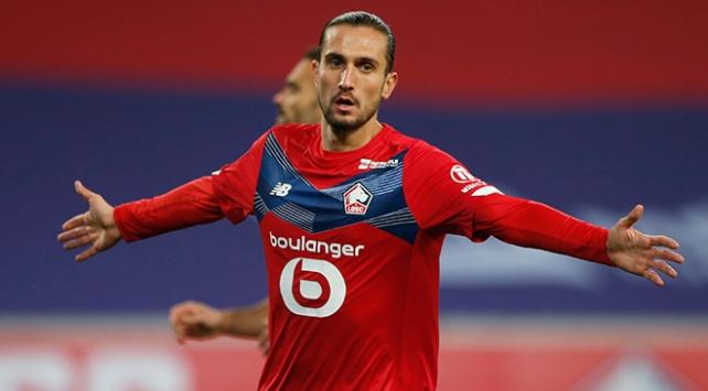 Yusuf Yazıcı 2 gol attı, Lille 4-0 kazandı