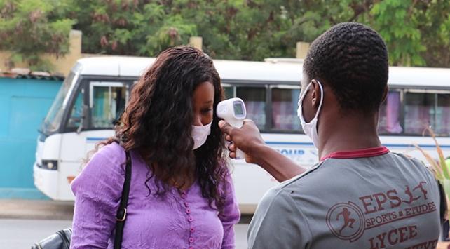 Afrika kıtasında vaka sayısı 2 milyonu geçti