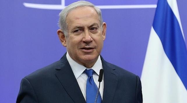 İsrail gazetesi: Netanyahu, Suudi Arabistana giderek Veliaht Prens Bin Selmanla görüştü