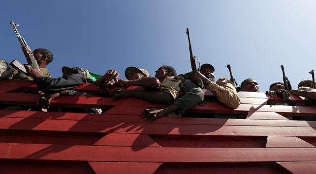Etiyopyada Tigray Halk Kurtuluş Cephesine 72 saat süre