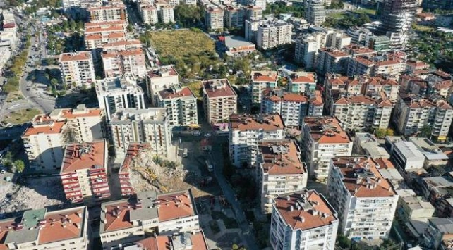 İzmirde 190 binden fazla binanın deprem taraması tamamlandı