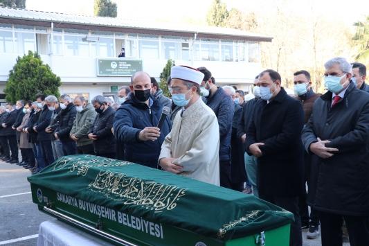 Eski Sakarya Büyükşehir Belediye Başkanı Duran son yolculuğuna uğurlandı