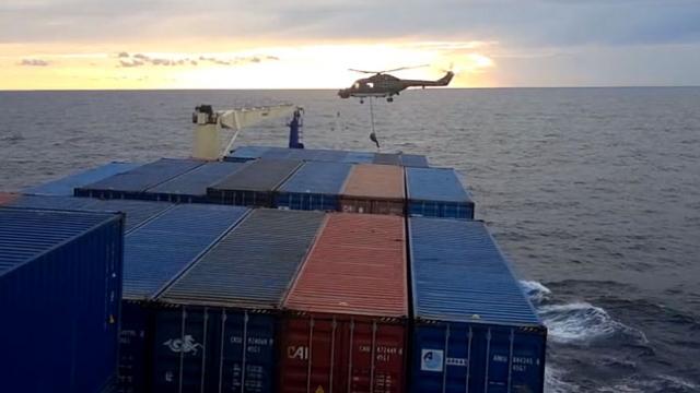 Türk gemisinde hukuk dışı arama