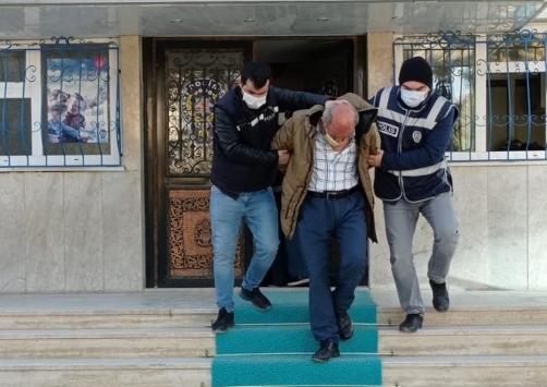 Yozgatta kuyumcuya sahte altın bozdurdukları iddiasıyla 3 kişi yakalandı