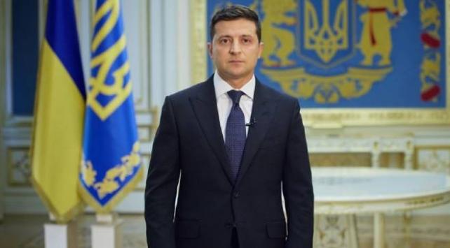 COVID-19a yakalanan Ukrayna Devlet Başkanı Zelenskiy iyileşti