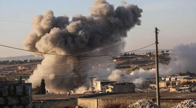Esed rejimi İdlibe saldırdı: 1 sivil öldü