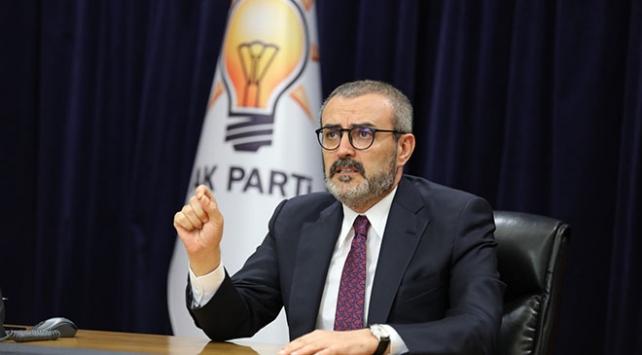 Mahir Ünaldan Türk gemisinin hukuka aykırı aranmasına tepki