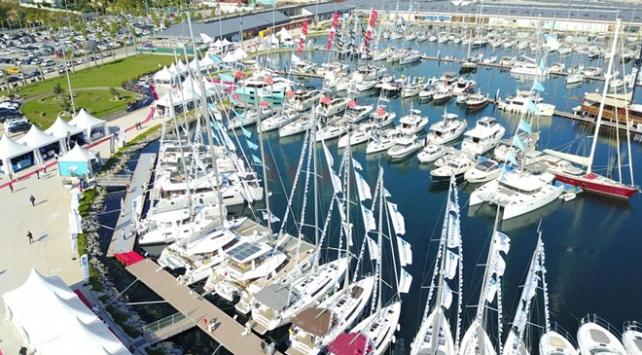 Boat Show Tuzlada 350 milyon liralık tekne satışı